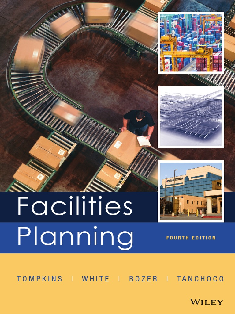 Facilities Planning 4th Edition Pdf Supply Chain Occupational Safety And Health