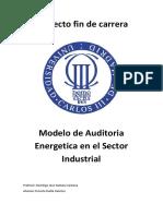 modelo auditoria energetica