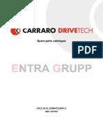 Manual de Partes Carraro 641659