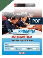 Evaluacion Regional de Matematica 2018