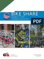 Cleveland Bike Share Technical Proposal Final