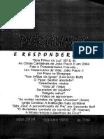 Revista Pergunte e Responderemos Ano XLVI No 518 Agosto de 2005