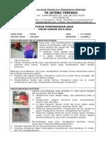 Contoh Raport PAUD - Laporan Semester - Laporan Perkembangan Anak