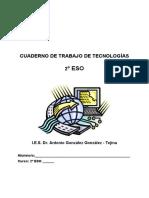 Cuaderno de Tecnologia 2eso Junio