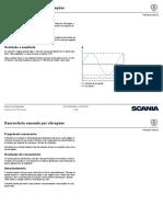 Vibrações (desconforto) - Scania Latin America
