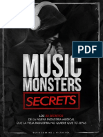 Testamento MUSIC MONSTERS SECRETS LOS 23 Secretos de la Nueva Industria Musical.pdf