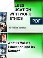 Values Education -Ppt - Ownversion