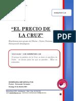2019 Mes 04 Dia 21 - e. Celulas - El Precio de La Cruz - Pastor Fernando Carmona