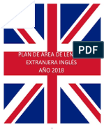 Plan de Area Ingles 2018