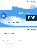 sear digital basics