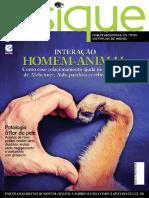 Revista Psiqué - Interação Homem Animal