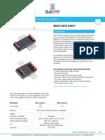 Shunt Current Sensor IVT-MOD
