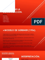 Modelos de La Comunicación-GERBNER-WESTLEY