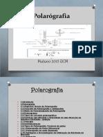 Polarografia Aula Mia II