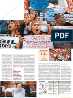Asia Nikkei_Report on Dutertes China Policy