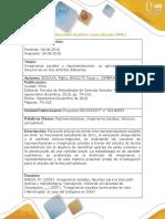 formato para realizar analisis analitico