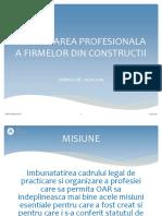 certificarea firmelor de contructii - pro si contra