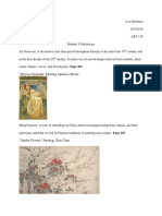 Module 4 Definitions Art History