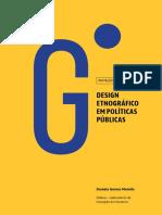 DESIGN ETNOGRÁFICO EM POLÍTICAS PÚBLICAS