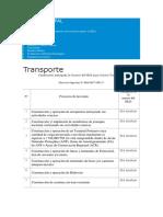 Clasificación de EIA 2017 Carreteras SENACE