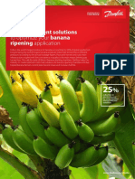 Danfoss Banana Ripening Application Brochure