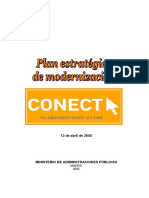 2005 Plan Conecta MAP DGMA