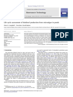 Life cycle assessment of biodiesel production from microalgae in ponds.pdf