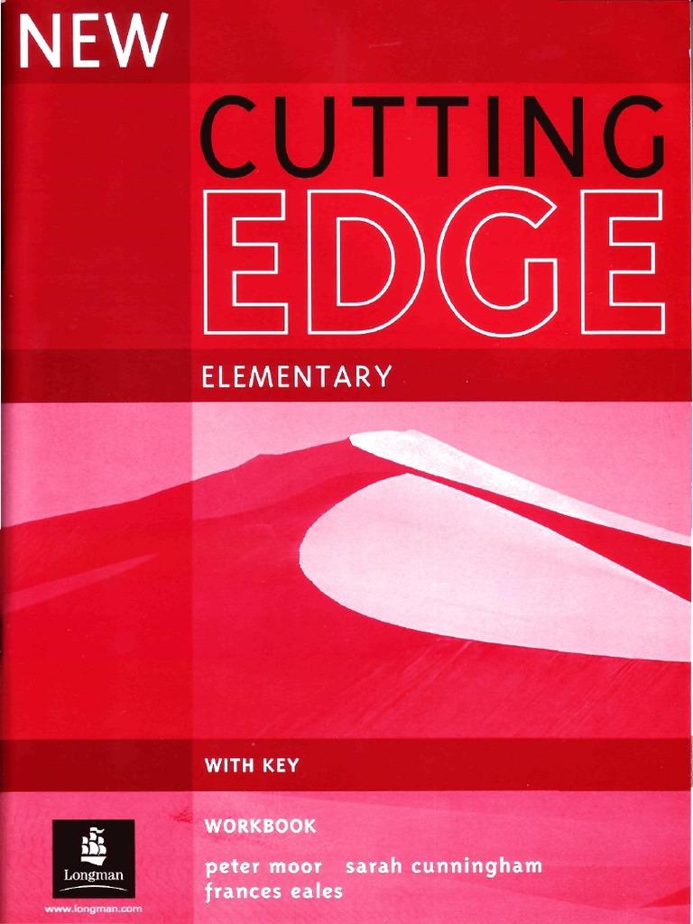 New Cutting Edge Elementary Workbook With Key Pdf