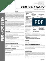 FT PER POX 52 BV