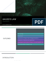 Gauss's Law AP Revised