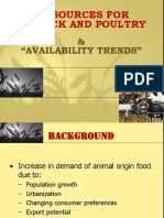 (Lecture 5&6) Feed Resources & Availibility Trends