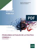 Guia Problemas Actuales Politica Criminal i