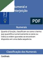 Numerais-e-interjeição