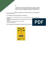Telorometro caracteristicas