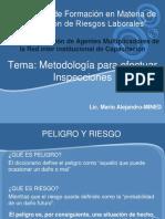 8. Metodologia Para Efectuar Inspecciones.