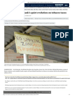 Q_A_ the World Bank_s Quiet Evolution on Tobacco Taxes _ Devex
