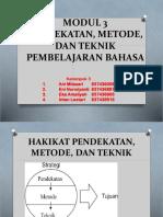 MODUL 3 Pak Ismail