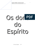Dons Do Espirito