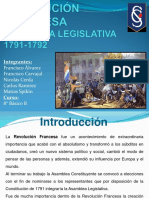 Asamblea Legislativa (Revolución Francesa) 8ºB 09-11-2012.ppt