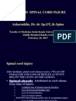SPINE AND SPINAL CORD INJURY, PPT.ppt
