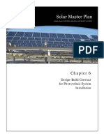 OUSD- Chapter 6 Design Build Contract for PV System