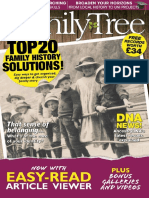 Family Tree UK Magazine - December 2018