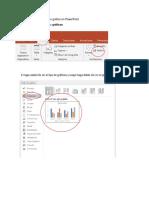 Como Crear y Trabajar Con Grafico en PowerPoint