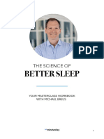 The Science for Better Sleep by Michael Breus