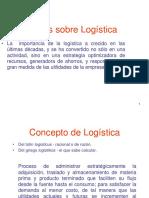 Logistica y Almacenes