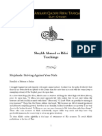 Qadiri Rifai Articles