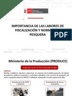 Normativa Pesquera DSF-PA, Vedas