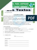 Guia de Aprendizaje - El Parrafo