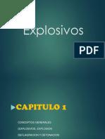 1. Explosivos i