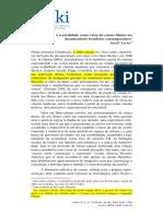 A teatralidade como vetor do ensaio fílmico no documentário brasileiro contemporâneo_Ismail Xavier.pdf